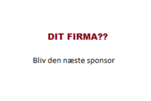 Bliv sponsor