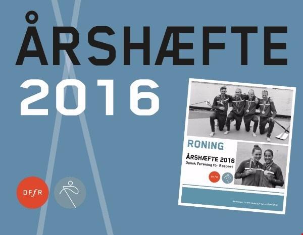 DFfR Årshæfte 2016