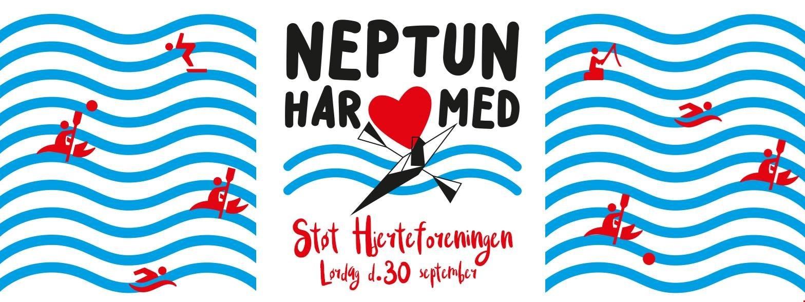 Neptun Har Hjertet Med!