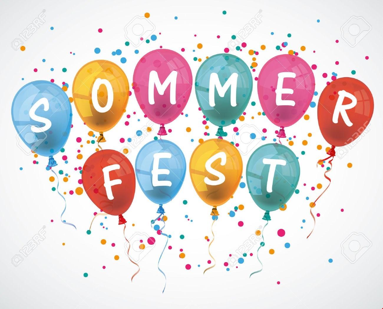 Sommerfest 29. juli!