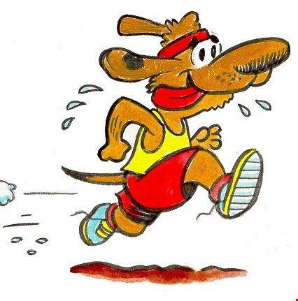 Løbe lørdag, hver 3. lørdag i måneden!
