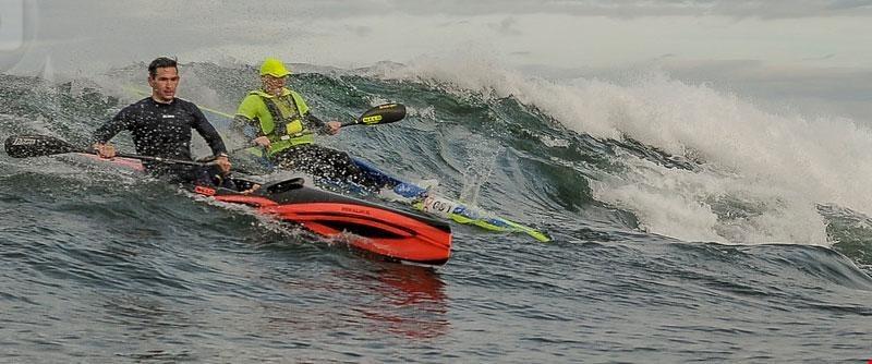 Vil du prøve en surfski?