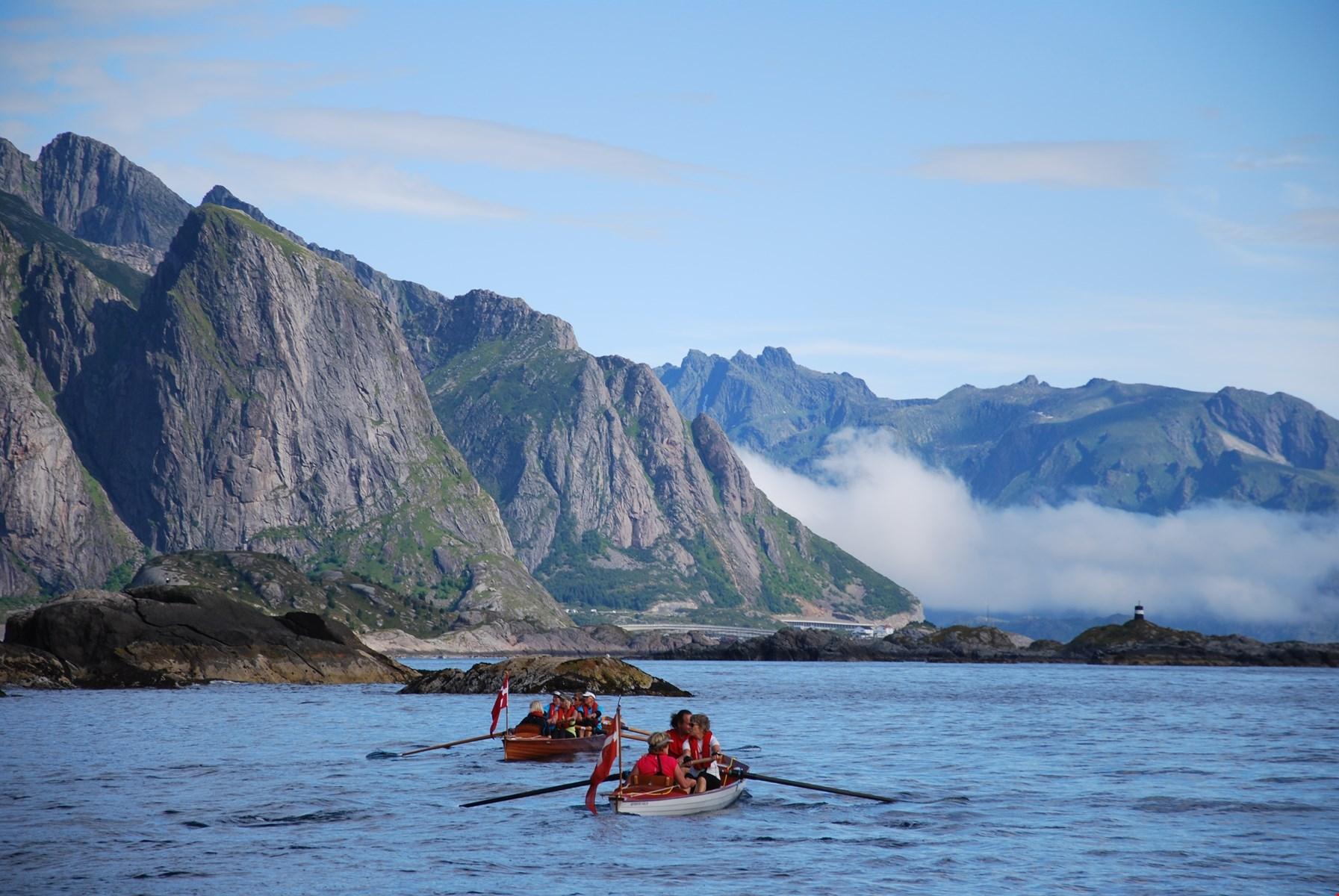 Lofoten og Grønland - filmaften 8. feb
