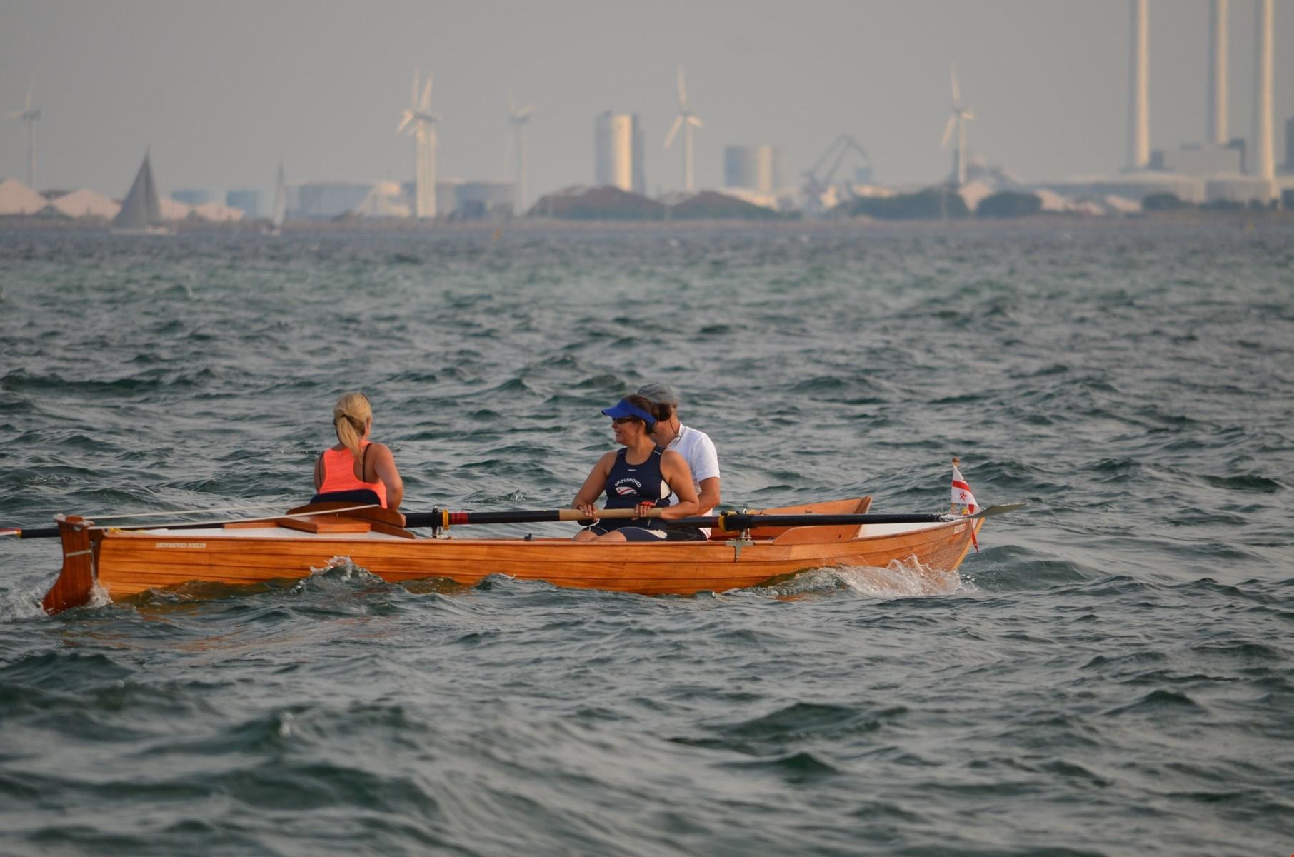 Robåd: Sved-på-panden roning - tilmelding