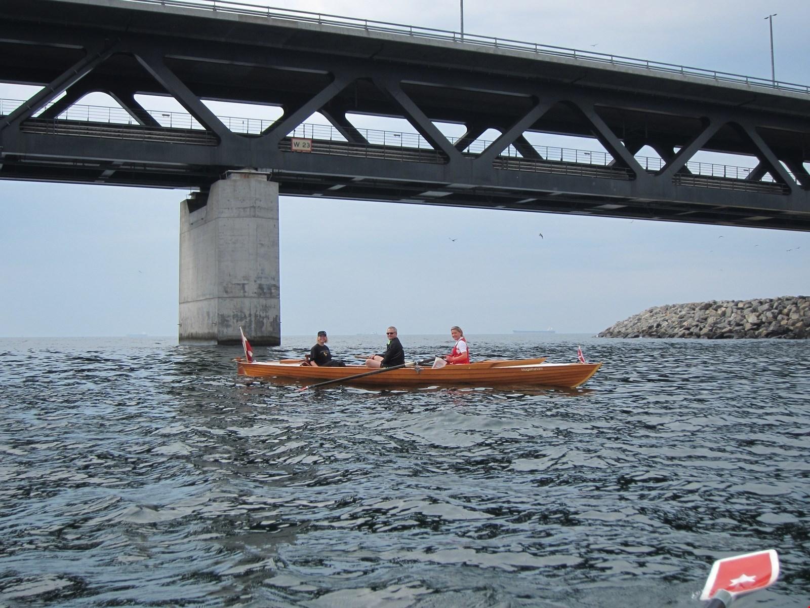 Fælles rotur Saltholm rundt  - 35 km - 26 august
