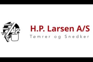 H.P. Larsen A/S Tømrer og Snedker