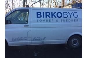 BirkoByg Tømrer og Snedker