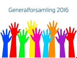Generalforsamling - 25. oktober