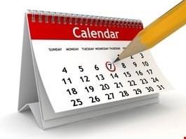Dato for Genralforsamling