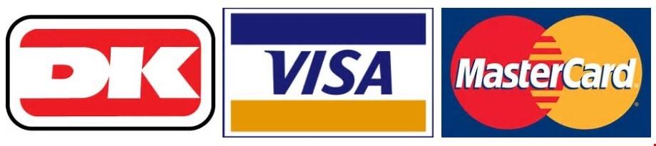Nu kan SWS modtage betalinger via Dankort, Visa og MasterCard