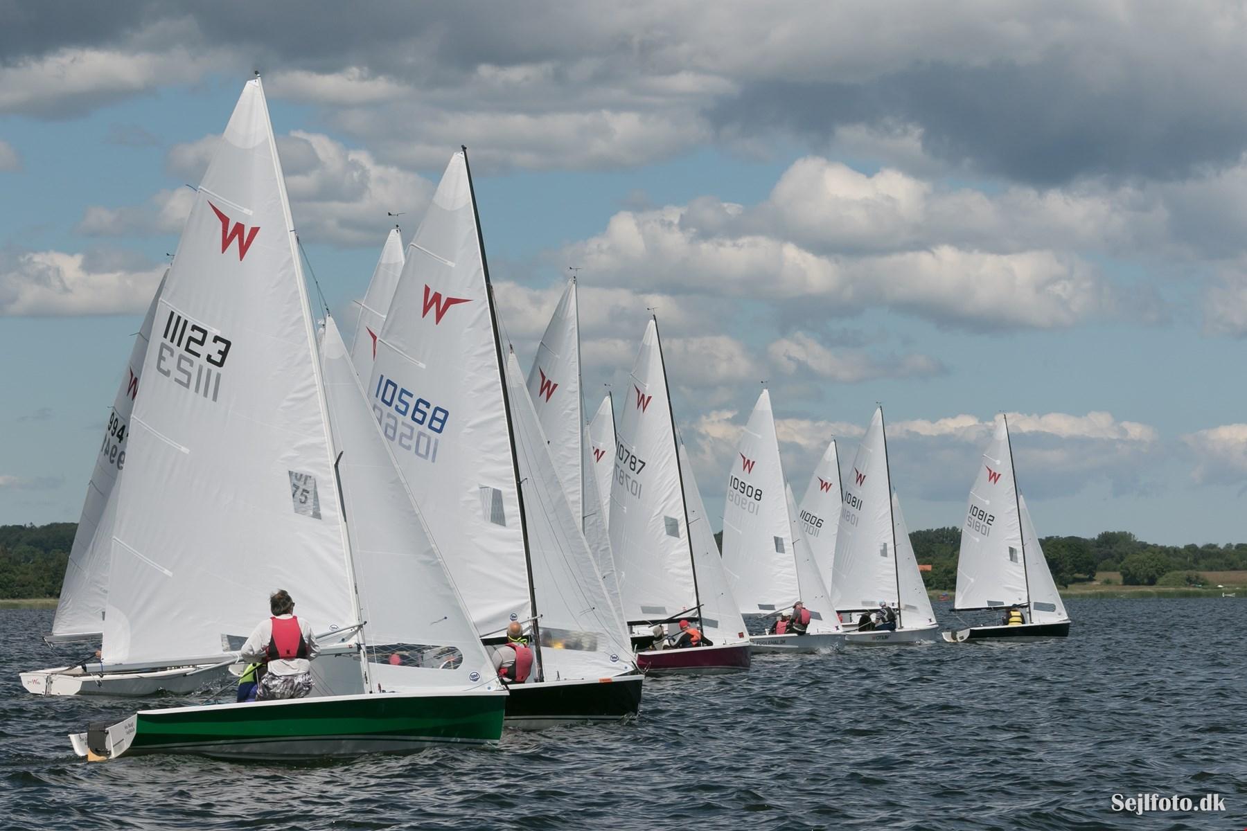 Invitation til Europamesterskab for Wayfarer i Assens Sejlklub