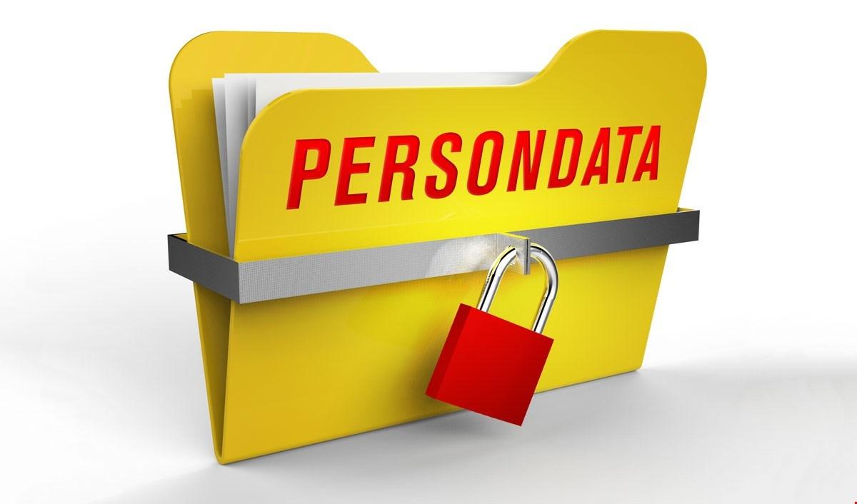 SWS' håndtering af persondata