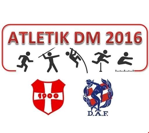 Atletik DM 2016