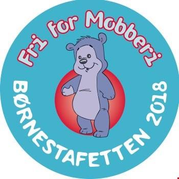 Tilmeldingen til Fri for Mobberi Børnestafetten 2018 er åben