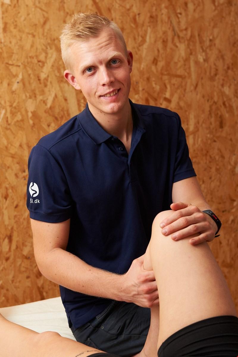 Massage til Nytårscuppen