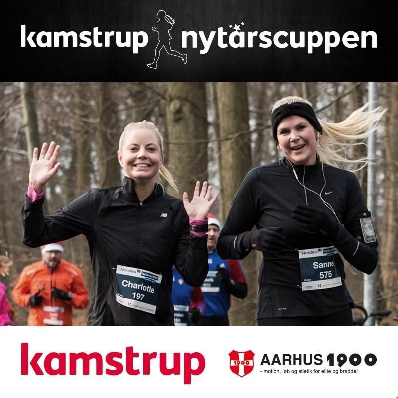 Kamstrup og Aarhus 1900 indgår samarbejde om Nytårscuppen
