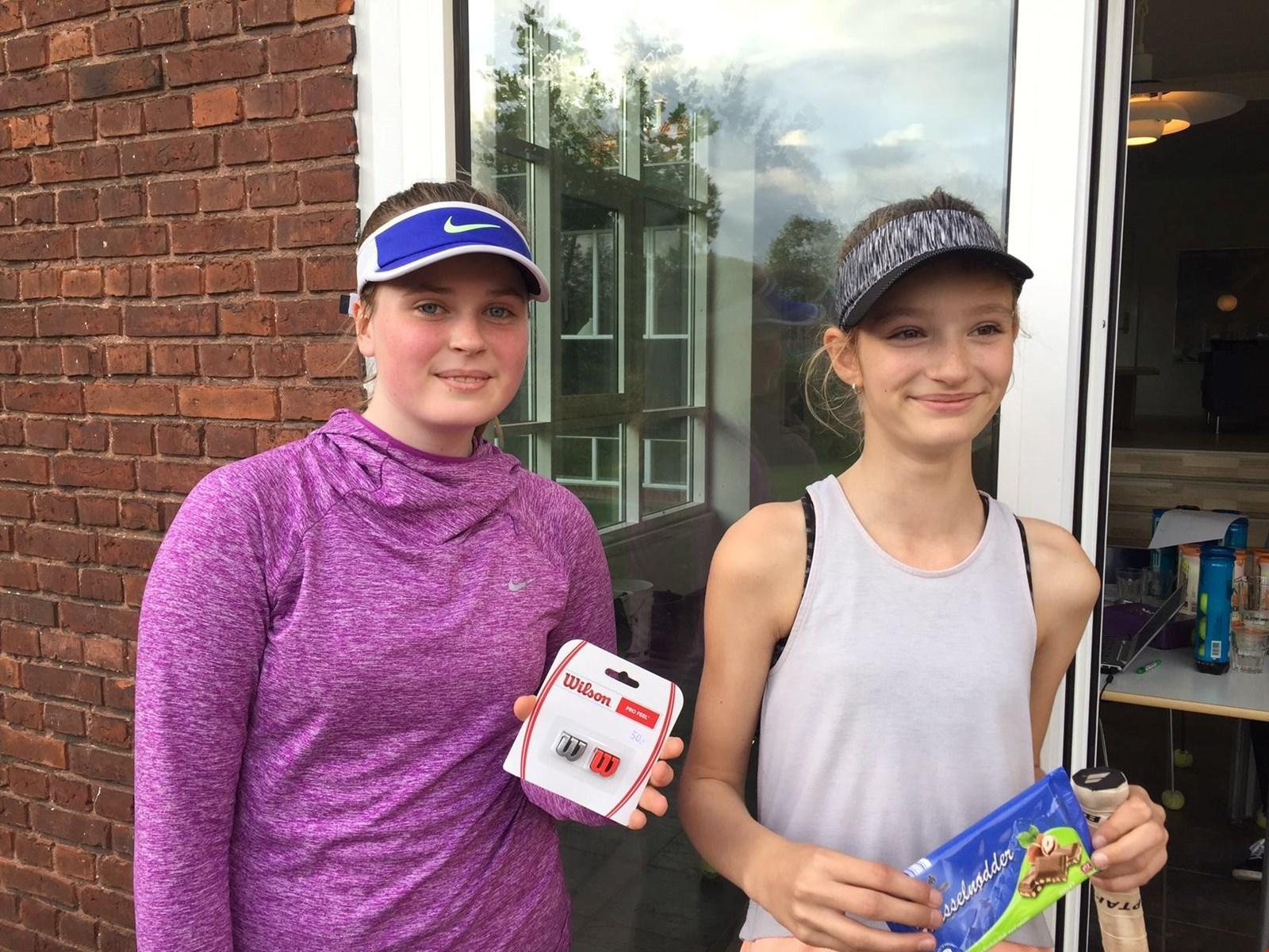 Aalborg Open for juniorer afholdt.