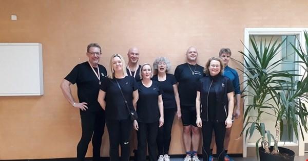 Aarhus Roklub med ved Åbne Fynske Mesterskaber i Ergometerroning 2018