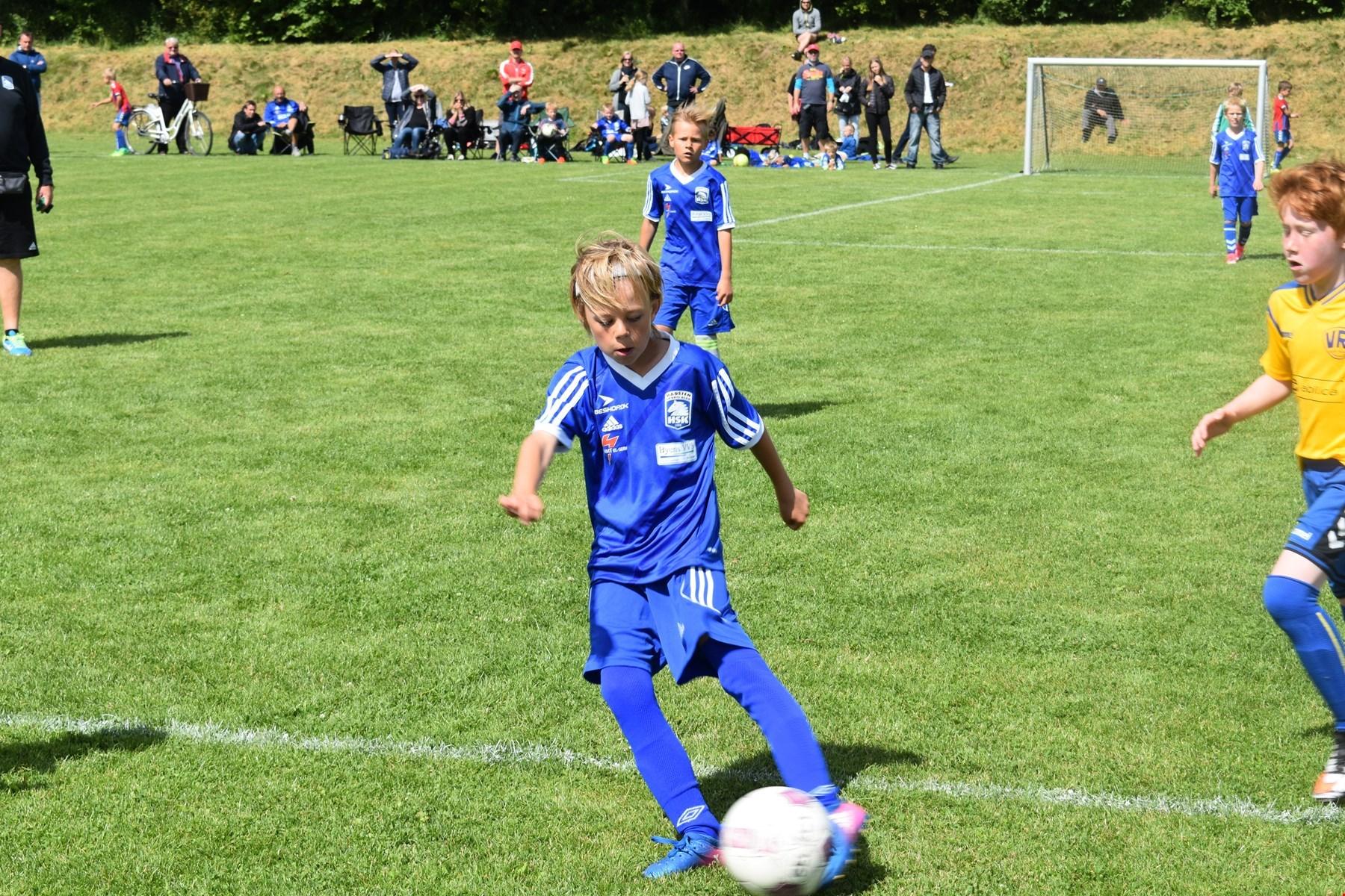 Fodbold for begyndere