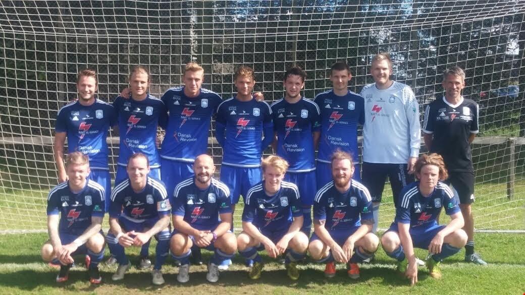 1-5 sejr over HØST i Hadbjerg
