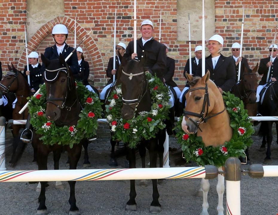 """Rasmus Juhl fra """"Rigtige mænd"""" vinder den gyldne ring"""