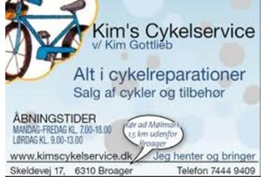 Kim's Cykelservice