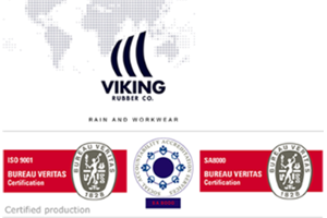 Viking Rubber Co.