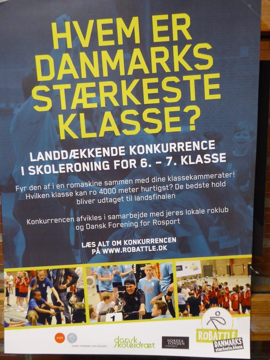Danmarks stærkeste klasse - Robattle