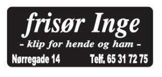 Frisør Inge