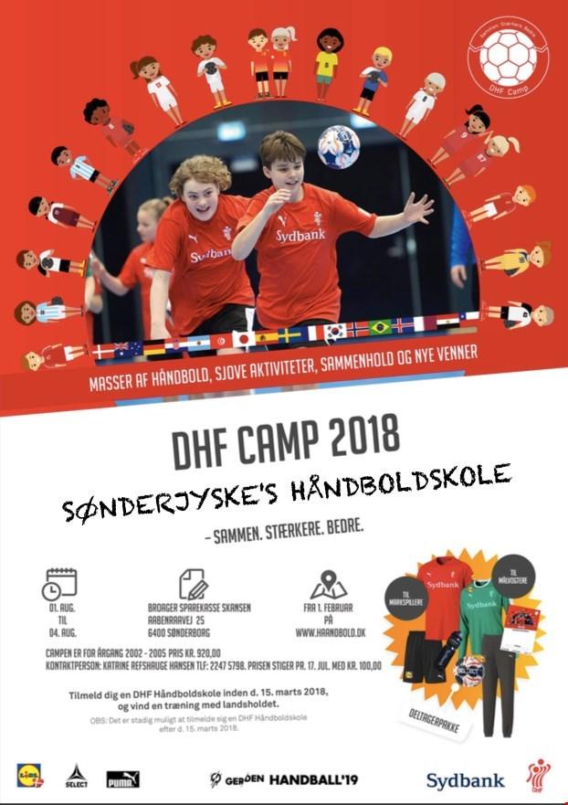 SønderjyskE Håndboldskole